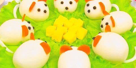 孩子不爱吃蛋黄?试下用鸡蛋做的创意菜,孩子一口气吃光