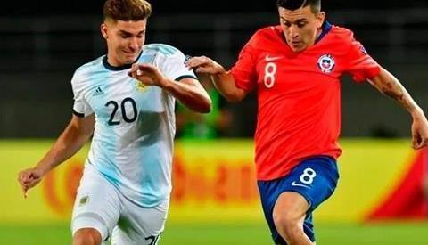 20!阿根廷队关键一役获完胜,少赛1场小组登顶,或锁定晋级名额