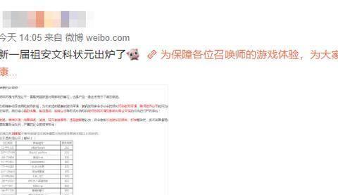 LOL新一届祖安文科状元!官方处罚真实,网友评论亮了:金榜题名