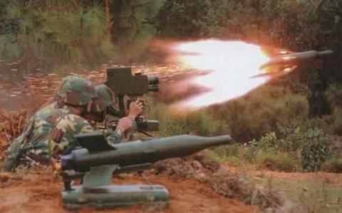 一发弹就销魂:红箭-12导弹、08式火箭发射器等,我军反坦克武器