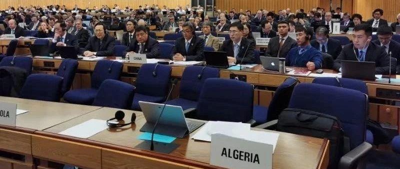 我国主导修订《船舶交通服务指南》通过国际海事组织审议