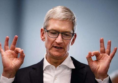 疫情当前、苹果CEO库克果断宣布出手!苹果正式启动捐款