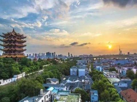 """图说武汉:历史上曾经以""""大""""自居,一座让人说不清的大城市"""