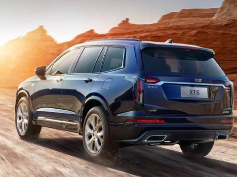 不买BBA,这些豪华中大型SUV哪款更入你法眼?|导购