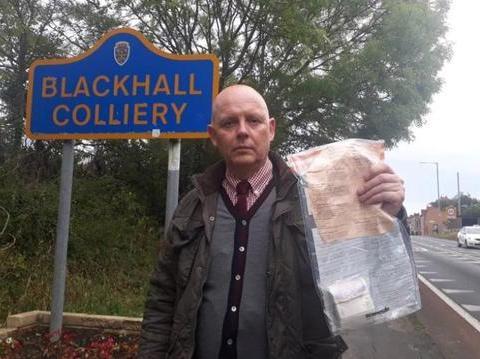 英国村庄常发现装有两千镑现金的钱袋,村民至今5年已捡到12袋