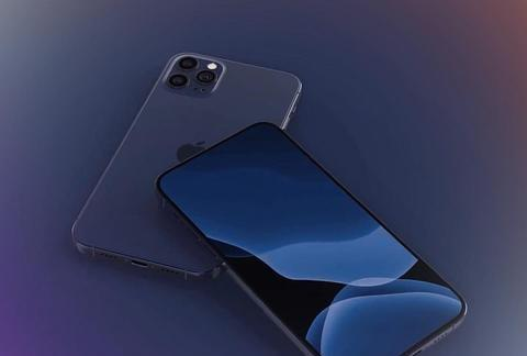 iPhone12概念图:无刘海全屏+立体边框 这才是熟悉的iPhone