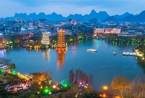 广西具有发展潜力的城市,有望冲击二线城市,看下是你家乡吗?