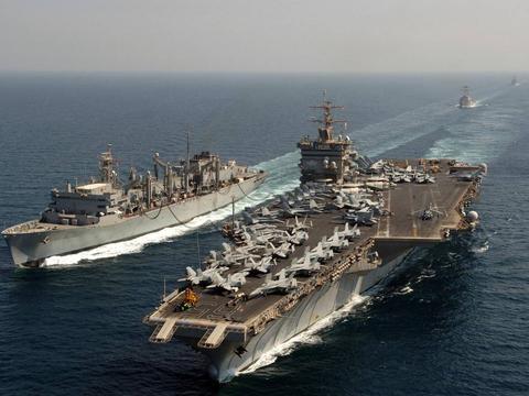 核动力航母一大缺点,至今难以解决,美军花15年才处理好