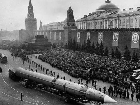 巅峰状态的苏联与美国还有多少差距? 一组数据告诉你答案