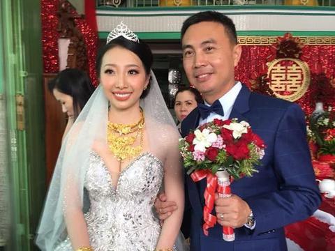 28岁女子嫁44岁男子收到大量黄金,现曝光婚姻生活引网友热议