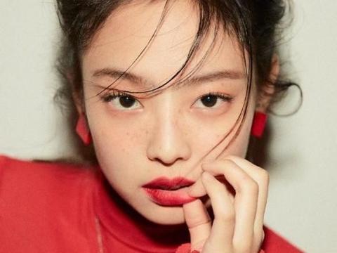 六步打造Jennie同款妆容,底妆高级是重点