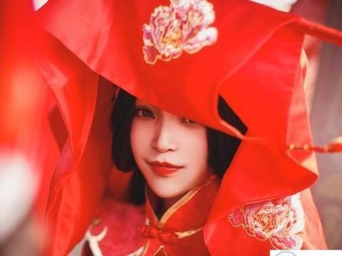 cosplay美女图片:王者荣耀露娜至尊宝Cosplay「CN:逍遥&阿豆」