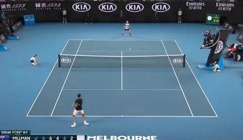 费德勒迎来澳网第100场胜利