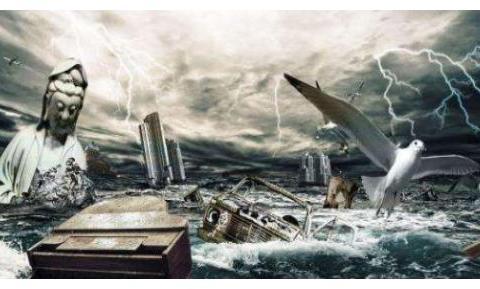 玛雅人曾预言2012年是世界末日,但没有成真,是谁拯救了人类吗