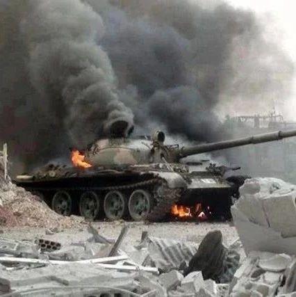 俄叙联军遭到最大重创!数百架叛军飞机自杀反击,叙军数百人死伤