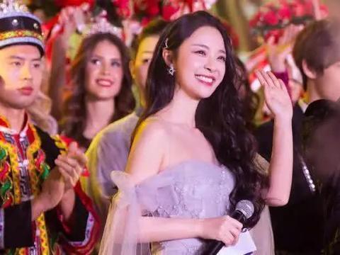 李莎旻子在主持人大赛发光发热,回到湖南卫视依然保持人气