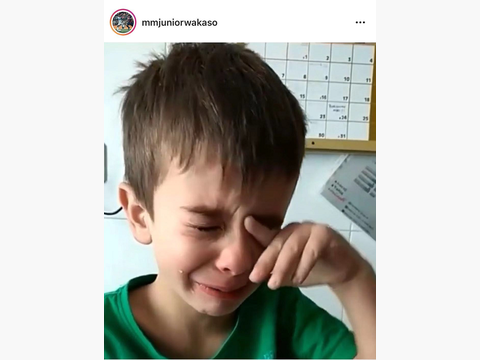 小粉丝为瓦卡索离队哭泣不止,苏宁易购新援感动泪奔!