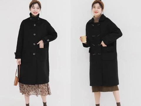 换季怎么穿?18套chic韩风黑色系穿搭示范