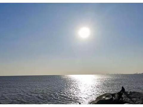 冬天来秦皇岛-鸽子窝公园,临海悬崖、大潮坪、鸳鸯湖、望海长廊
