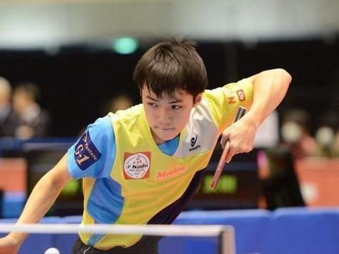 日乒世界冠军爆发!逆转水谷隼晋级比赛 两人队伍夺冠有希望!