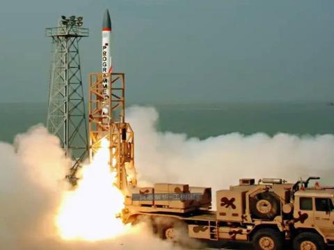 印度成功部署国产反导系统!首批采购3套,可以拦截中程弹道导弹
