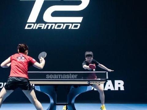 德国公开赛首日赛程出炉,孙颖莎出战混双资格赛