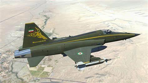 伊朗的新锐战机群:它们将对阵美军F-22和F-35战机