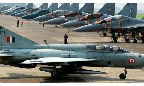 印军数百战机可能突袭伊斯兰堡:巴基斯坦500枚导弹迎战