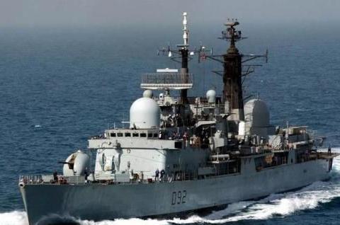 英国海军仅剩6艘驱逐舰,军费都到哪去了?看看百姓生活就晓得了