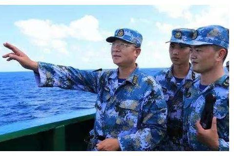 """""""海军中将""""杨志亮:赤瓜礁海战,断臂指挥不下火线,荣立一等功"""
