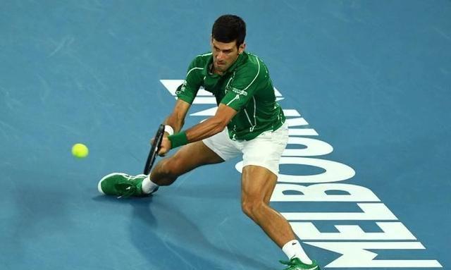 德约科维奇送对手十连败晋级澳网四强