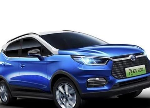 新能源汽车比亚迪元EV360怎么样?车型推荐