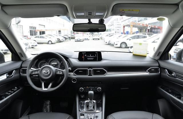 花18万提辆新款马自达CX-5,用车1100公里后