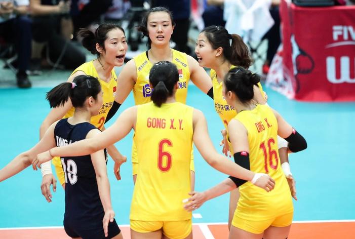 郎导谈中国女排奥运备战:超越输赢做好困难准备,一切从零开始