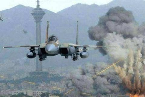 巴沙尔下达决战命令,叙军展开空袭行动:叙叛军拼命反扑18次