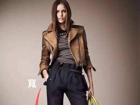 冬季怎么穿纸袋裤更加时髦?这样穿显高又显瘦,美出新高度