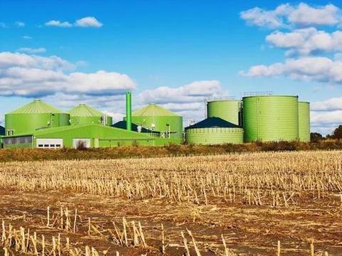 """""""负碳排放能源""""来了~生物天然气行业发展迎来""""春天"""""""