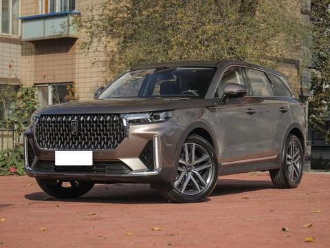 三款16万能买的国产SUV2.0T起步,七座布局,实力都不输汉兰达