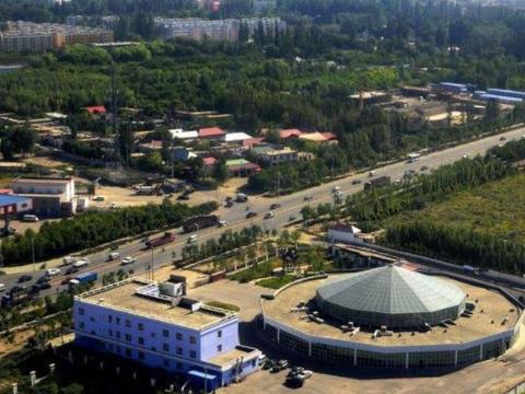 """新疆最""""宜居""""城市,并非库尔勒,是你家乡吗?"""