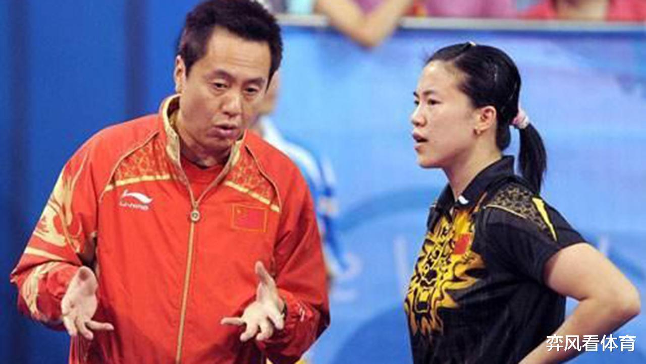她是乒坛三冠王,18岁拿世界冠军,退役嫁大23岁教练,女儿已7岁
