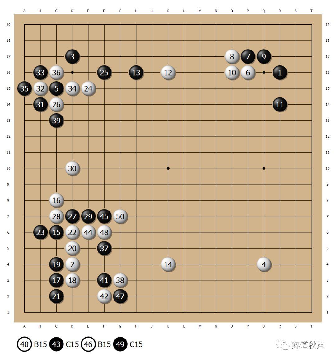 富士通杯回顾系列(78) 美国棋手难撼超一流 赵治勋轻松晋级