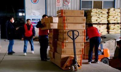南昌格力专卖店向定点医疗机构捐赠首批净化及取暖电器
