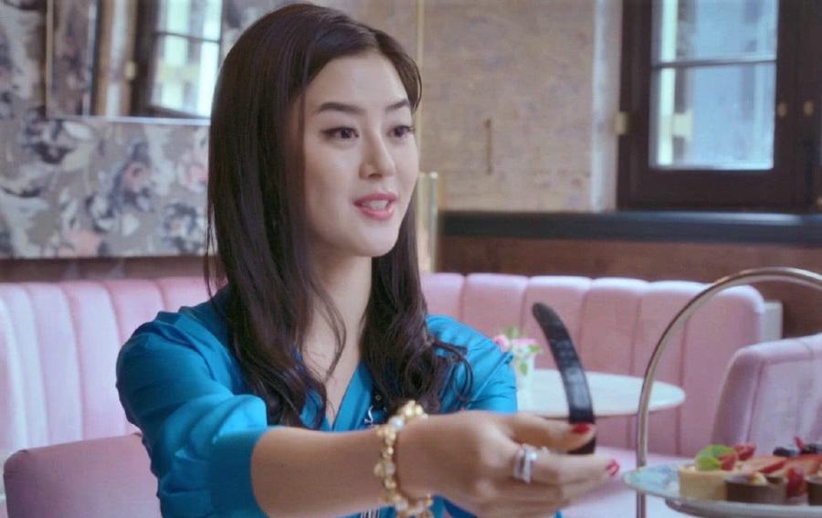 因长相似范冰冰获TVB青睐,为瘦身五年不吃晚饭,今新剧受关注