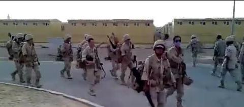 一支精锐军队抵达阿联酋,装备精良屡战屡胜
