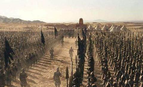 秦国统一六国的军队穿越到清初,对抗八旗军会是个什么结果?