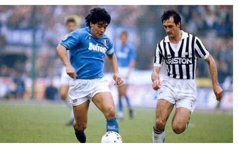 马拉多纳承认,那不勒斯是他职业生涯中,名气增长最快的一站
