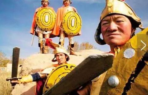 甘肃有400余名罗马后裔,保留欧洲人体貌,说着流利的汉语