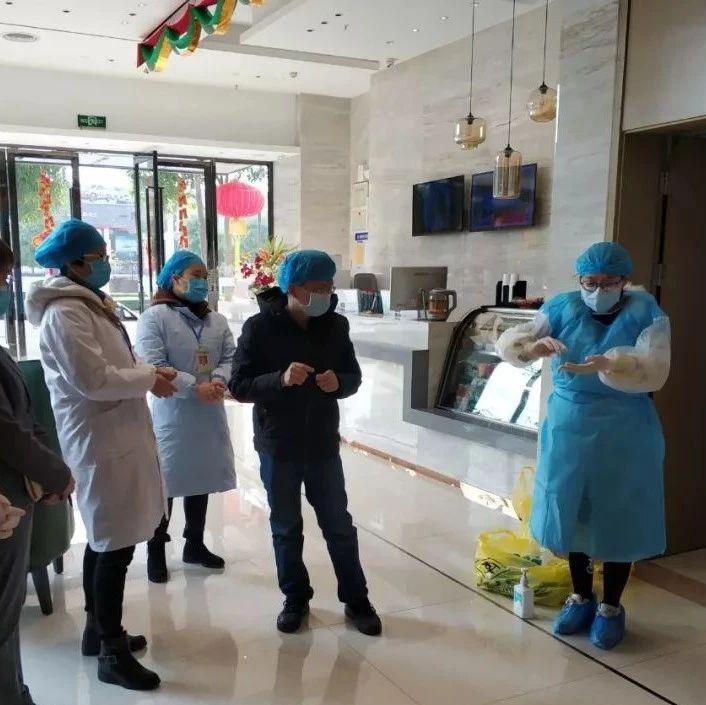 梧州市为湖北籍旅客开放定点酒店丨已有自驾游游客入住