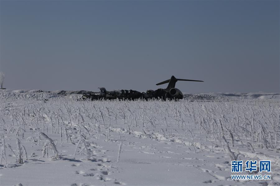 美国军方证实一架军用飞机在阿富汗坠毁