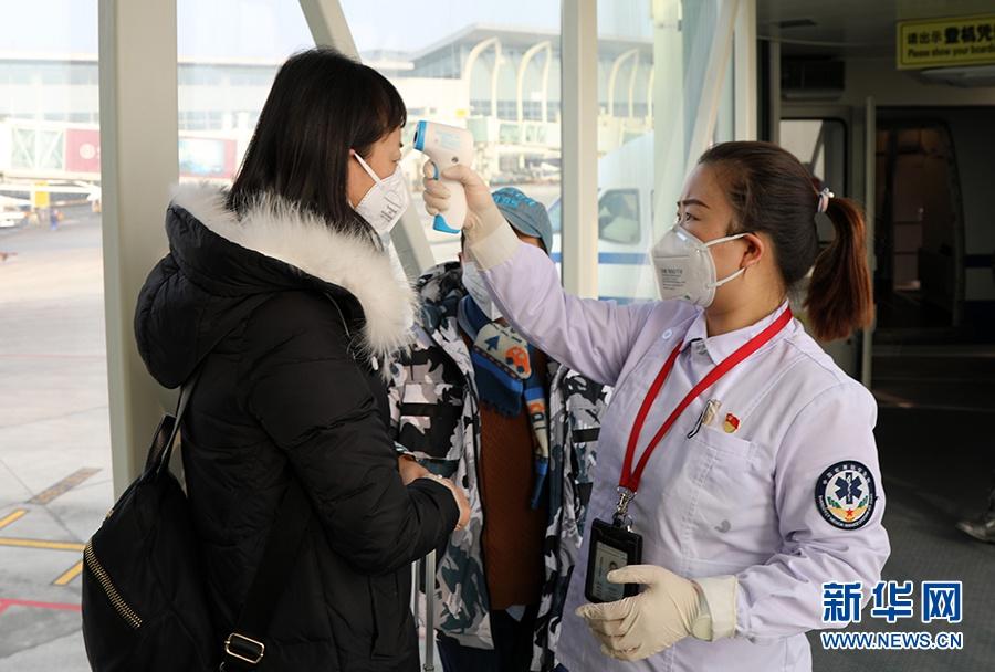 宁夏机场全力做好疫情防控工作